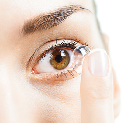 McMinnville Eye Clinic - Contact Lenses